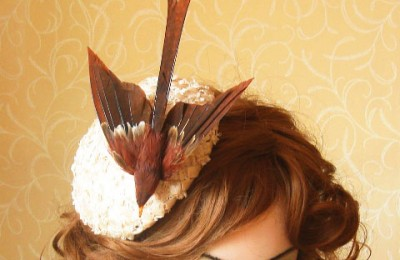 Braid Fascinator